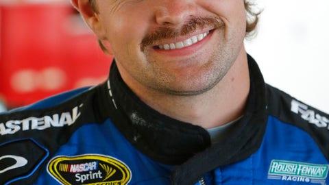 Ricky Stenhouse Jr.'s mullet