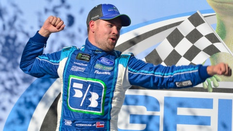 Ricky Stenhouse Jr., A-