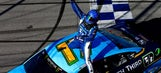 Ricky Stenhouse Jr. rules Talladega for first Cup win