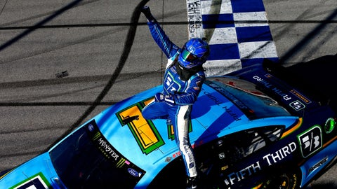 6. Ricky Stenhouse Jr., 5