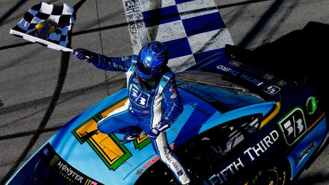 Ricky Stenhouse Jr., 1