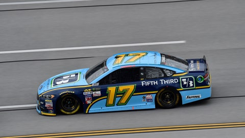 Ricky Stenhouse Jr., 9