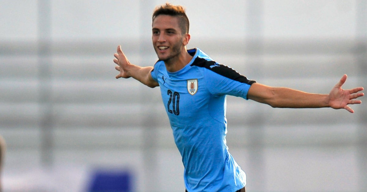 Why Uruguayan Paul Pogba Rodrigo Bentancur Is The Most