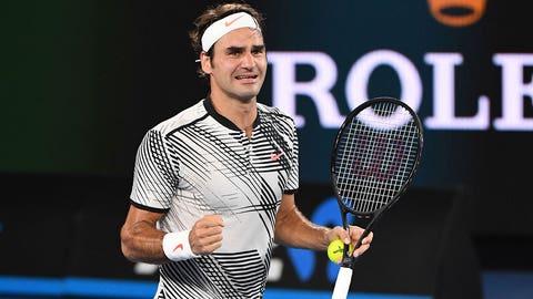 4. Roger Federer: $64 million