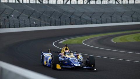 Alexander Rossi - 231.487 mph
