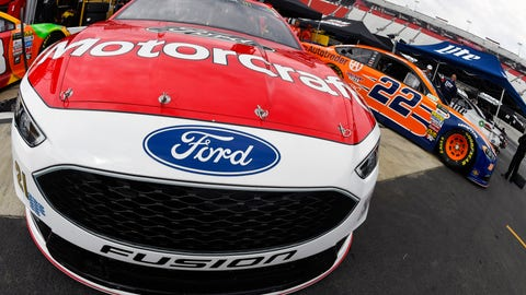 Building on Ford's dominance