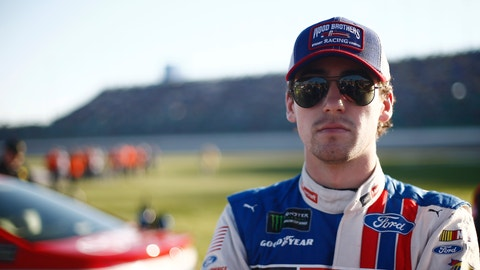 Ryan Blaney, Stage 2 winner