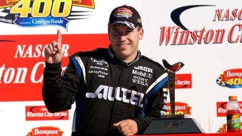 Ryan Newman, 1 win
