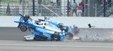 NASCAR community react to Scott Dixon's horrifying Indy 500 crash