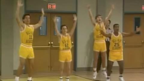Bel Air Academy Basketball