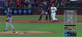 Napoli's 2nd homer ends Rangers' 5-2 victory over Padres
