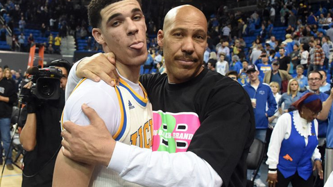 Lonzo has to become his own man eventually