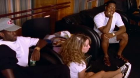 "Mariah Carey and Boyz II Men's ""One Sweet Day"" set a Billboard record"
