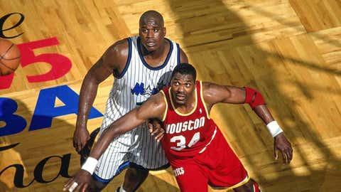 1995 Houston Rockets (47-35, 15-7)