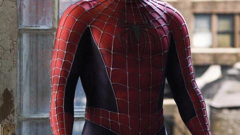 Stephen Curry: Spider-Man