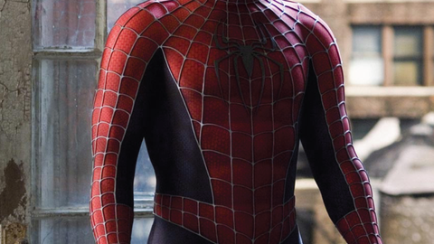 Stephen Curry: Spider-Man