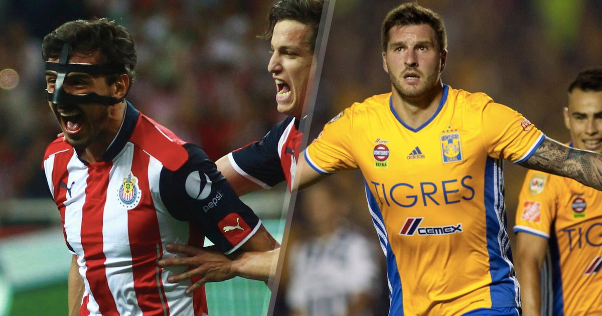 How Tigres And Chivas Landed In The Liga Mx Final As