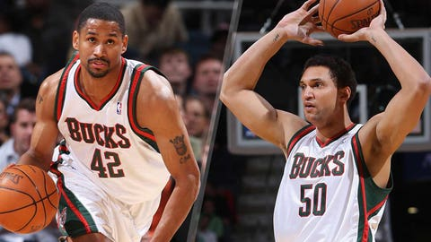 June 22, 2010: Traded Charlie Bell and Dan Gadzuric to Golden State for Corey Maggette and a 2010 2nd-rounder