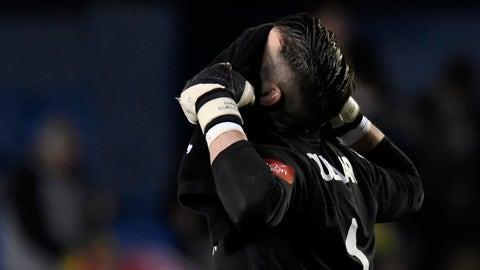 ↓ Relegated: Sporting Gijon