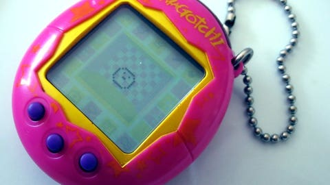 Every kid wanted a Tamagotchi