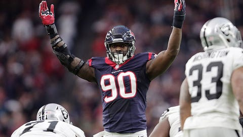 2014: Jadeveon Clowney, DE, Houston Texans