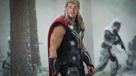 Gordon Hayward: Thor
