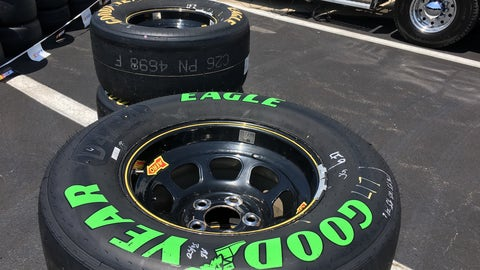 Option tire