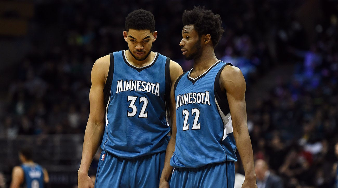Timberwolves Sign 3 Year Deal With Fitbit For Jersey Patch Fox