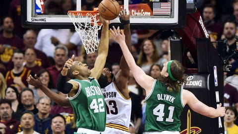 The Celtics gave the Warriors a blueprint for neutralizing Tristan Thompson