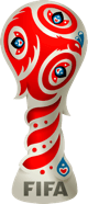 Logo of Confederations Cup trophy