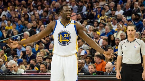 Draymond Green's sweet shooting won't continue