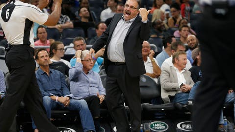 12. Detroit Pistons (37-45): 0.7 percent