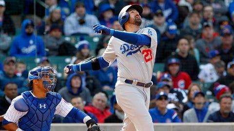 Adrian Gonzalez - 1B - Dodgers