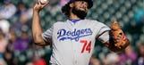Dodgers closer Kenley Jansen is so good he's breaking advanced stats