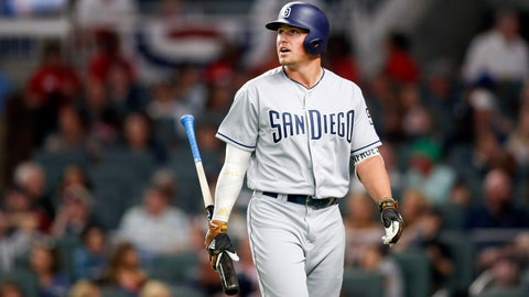 Hunter Renfroe - OF - Padres