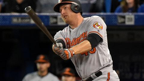 Baltimore Orioles (15-8)