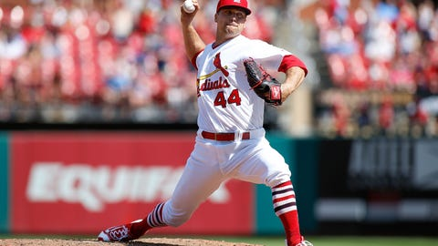 St. Louis Cardinals (12-12)