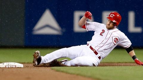 Shortstop: Zack Cozart
