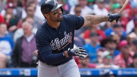 Matt Kemp - OF - Braves