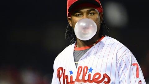 Philadelphia Phillies (11-12)