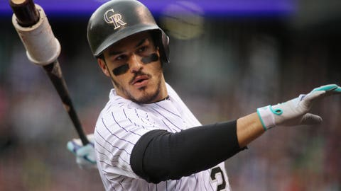 Rockies: Nolan Arenado (2nd round, 59th pick, 2009)