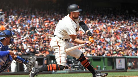 San Francisco Giants (9-17)