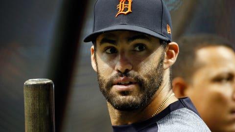 J.D. Martinez - OF - Tigers
