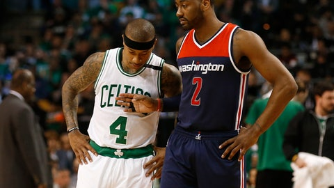 Elite NBA players logging huge minutes have been falling apart late in games