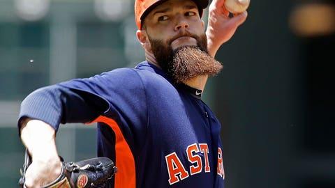Houston Astros (16-9)