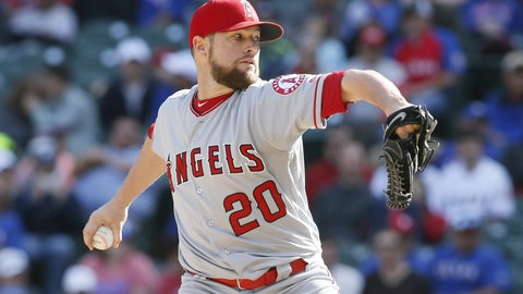 Los Angeles Angels: Bud Norris