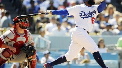 """Andrew Toles (Dodgers): Kendrick Lamar """"DNA"""""""