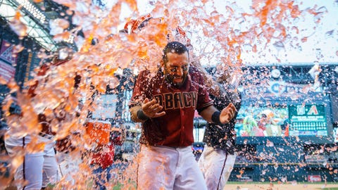 Arizona Diamondbacks (16-11)