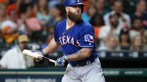 Texas Rangers (13-19)