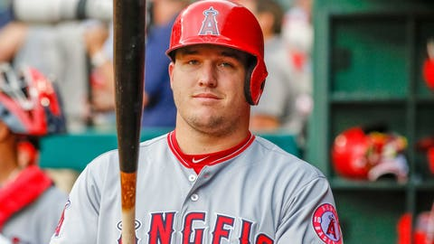 Trout out with torn thumb ligament